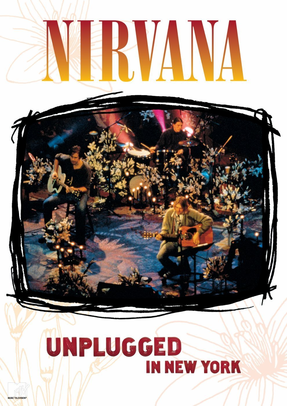 Nirvana Unplugged In New York DVD - Official Nirvana Website