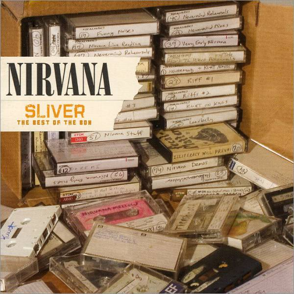 Nirvana Sliver - The Best of the Box - Official Nirvana Website